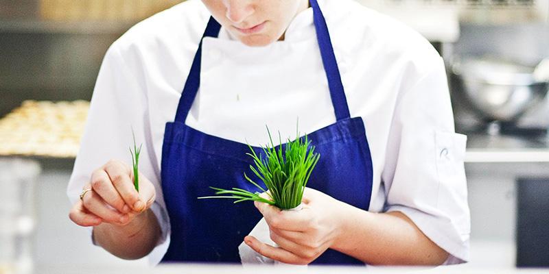 En cuisine - Grand Chemin Traiteur