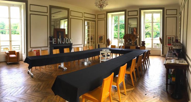 Organisation au Comité de Direction (CODIR) au Château de Vaugrigneuse