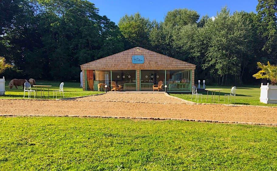 Château de Vaugrigneuse - Le Pavillon de l'étang