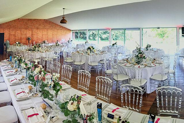 Château de Vaugrigneuse - Pavillon de l'étang : mariage, réception
