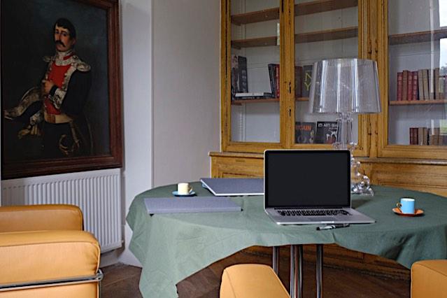 Château de Vaugrigneuse, salle de réception : Salon Héroard