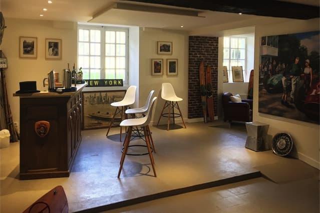 Château de Vaugrigneuse - « Gallery » : salle de séminaire d'entreprise