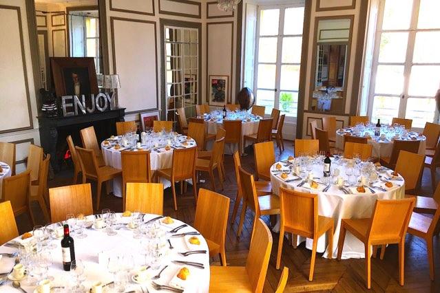 Château de Vaugrigneuse - Grand Salon : réunions d'entreprise / réunions de travail