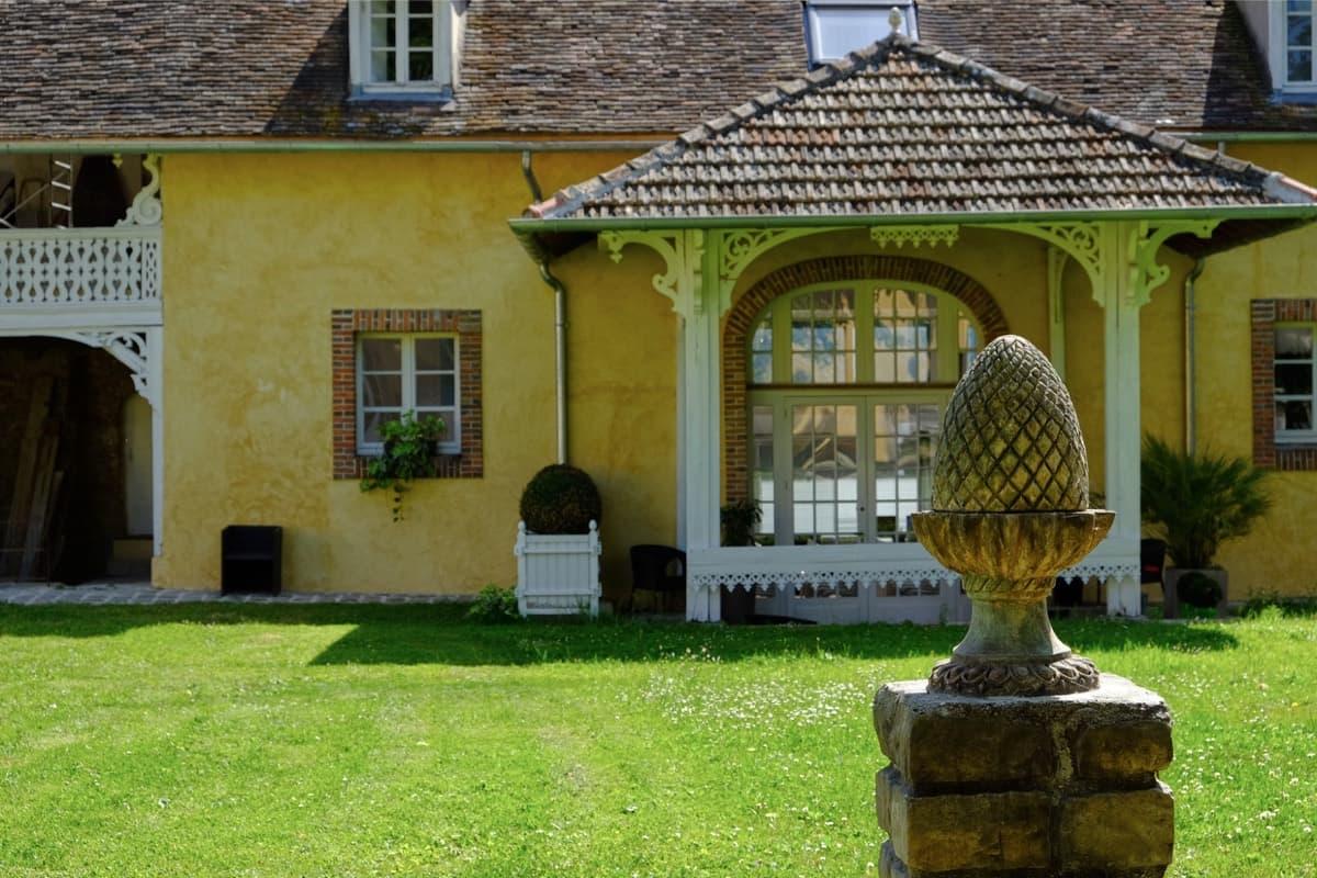 Château de Vaugrigneuse: l'Orangerie - location pour évènements, séminaires ou réceptions..