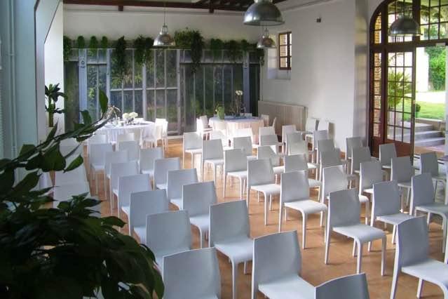Château de Vaugrigneuse - Orangerie : salle de séminaire d'entreprise