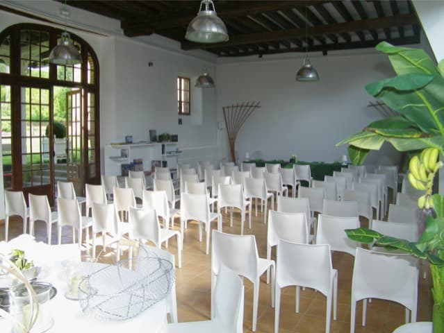 Château de Vaugrigneuse - Orangerie : réunions d'entreprise / réunions de travail