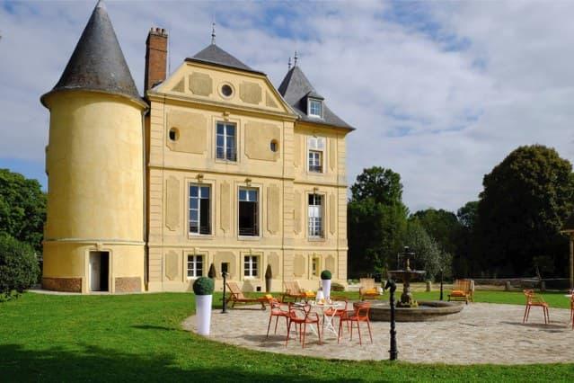 Château de Vaugrigneuse - Coirs d'honneur : Formations d'entreprises
