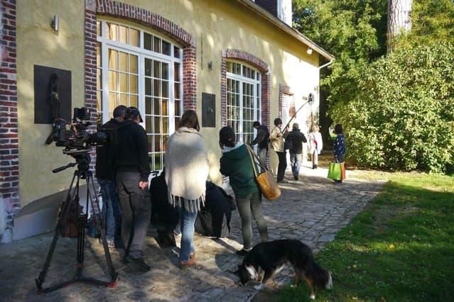 TF1 au Château de Vaugrigneuse